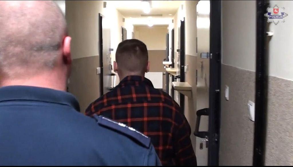 Policjanci z Łukowa zatrzymali 28-latka podejrzewanego o kradzież 340 tys. zł