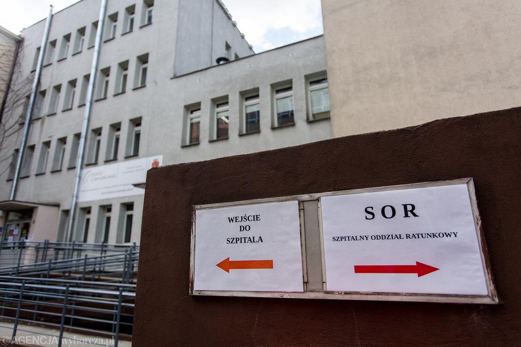 Szpital Czerniakowski w Warszawie