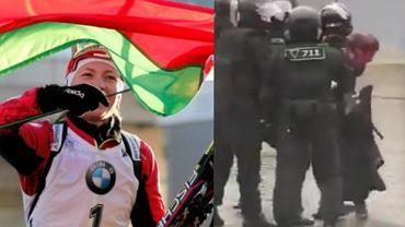 Brat byłej biathlonistki Darii Domraczewej skatowany przez milicję na Białorusi