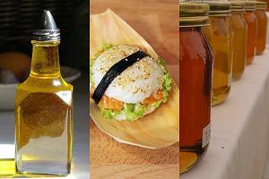 Sushi bez ryby, herbata z trocinami i polski miód z... Chin. Tak producenci fałszują często kupowane produkty
