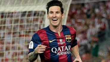 Lionel Messi - gwiazda Barcelony