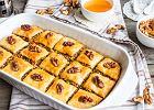 Baklawa - przepis na słodki przysmak rodem znad Morza Śródziemnego