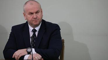 Paweł Wojtunik przed komisją ds. VAT