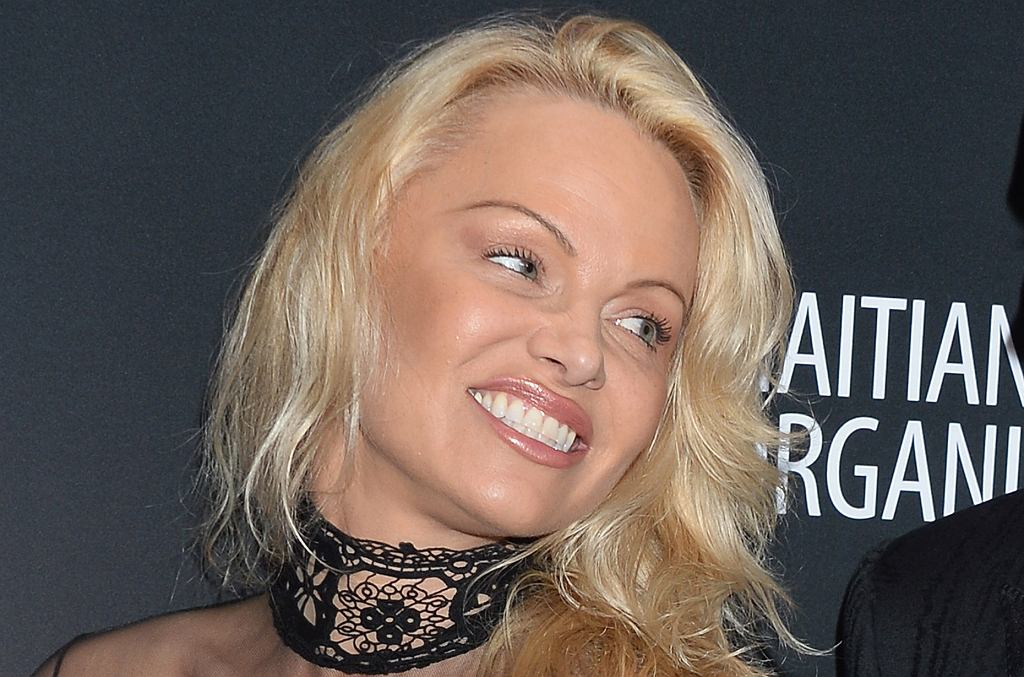 Pamela Anderson, Brandon Thomas Lee