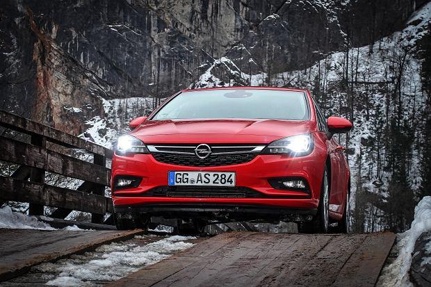 Opinie Moto.pl: Opel Astra 1.6 diesel 150 KM - wciąż w dobrej formie
