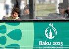 Igrzyska Europejskie. Austriackie pływaczki potrącone przez autobus w wiosce olimpijskiej