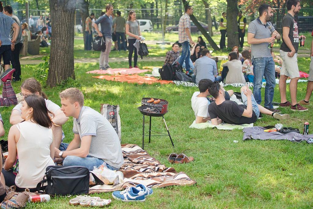 Majówka to czas, w którym wielu Polaków bierze wolne, aby grillować wraz z przyjaciółmi.