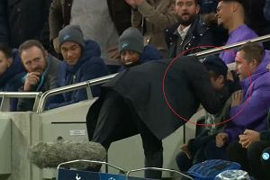 """Mourinho-show w LM! Wyściskał chłopca od podawania piłek, przeprosił piłkarza. """"Zrobiłem to dla drużyny"""" [WIDEO]"""