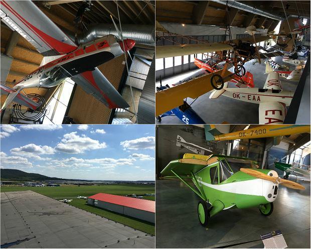 Muzeum Lotnictwa w Mladzie Boleslav