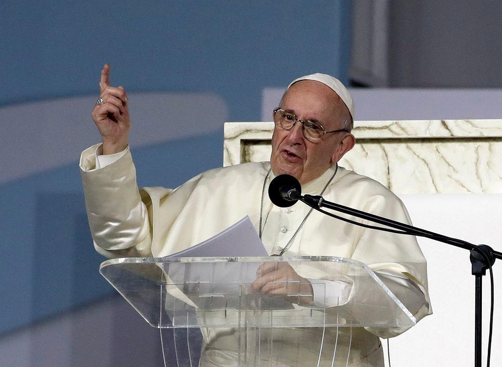 Papież Franciszek, Światowe Dni Młodzieży w Panamie
