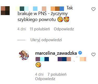 Marcelina Zawadzka o powrocie do 'Pytania na śniadanie'