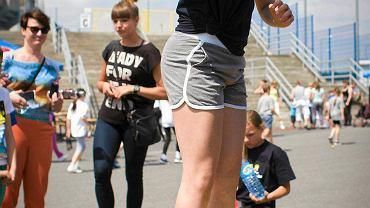 Piknik sportowy i turniej piłkarski dla dzieci na Zawiszy