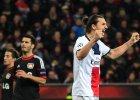 Liga Mistrzów. Bayer rozgromiony przez PSG, Ibrahimović przegonił Ronaldo