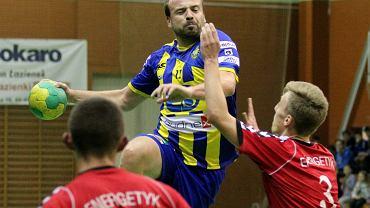 Druga liga piłkarzy ręcznych: Kancelaria Andrysiak Stal Gorzów - Energetyk Gryfino 30:21 (14:9)