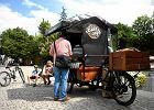 Bike Cafe w Radomiu. Napij się kawy prosto z roweru [ZDJĘCIA, WIDEO]