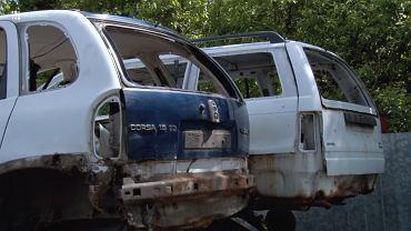 Co się dzieje z samochodem, kiedy zamienia się w złom?