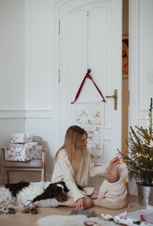 Kasia Tusk pokazała świąteczne dekoracje