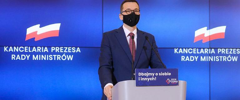 Jak będzie wyglądał proces szczepienia? Tłumaczy premier Morawiecki
