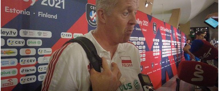 Vital Heynen mówi wprost, dlaczego Polska przegrała ze Słowenią