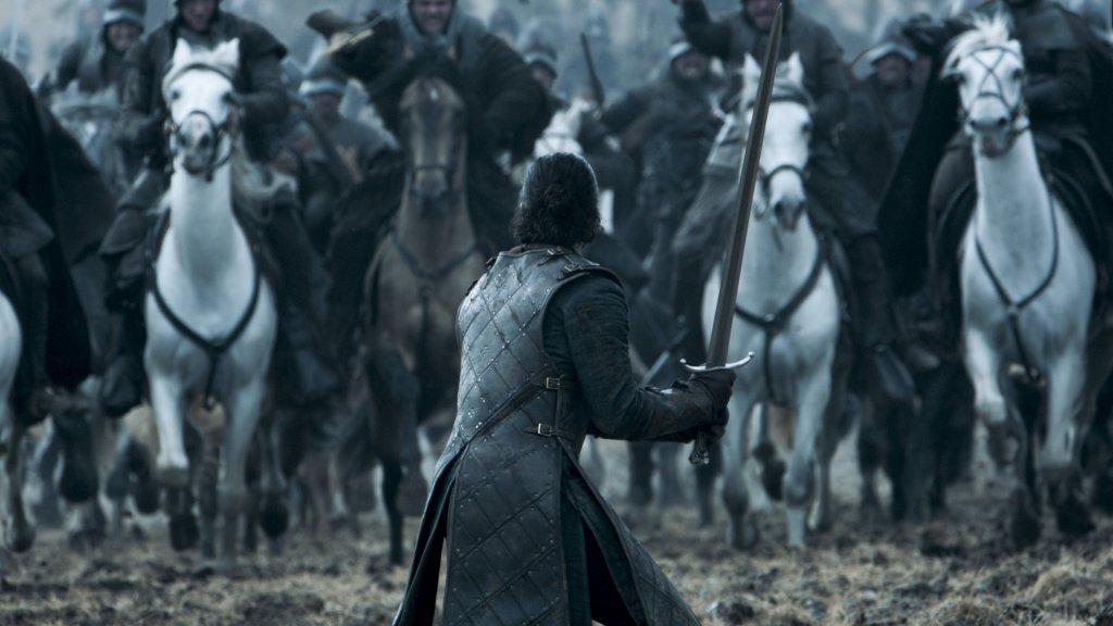 'Gra o tron', kadr z serialu