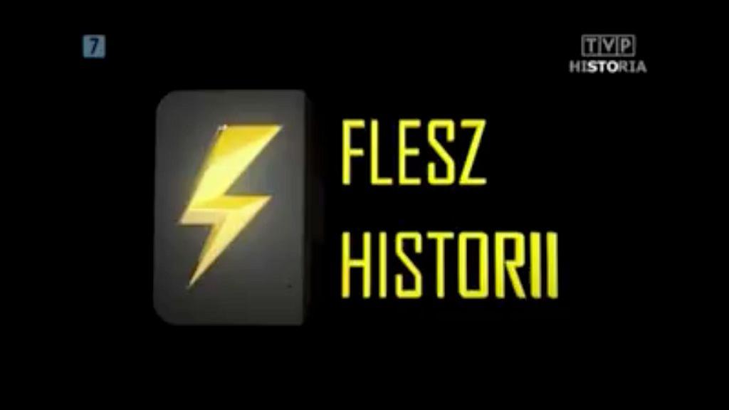 Flesz historii