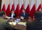 W Warszawie jest już Budapeszt. W obu stolicach usunięto flagi UE