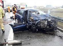 Spowodował śmiertelny wypadek na A1 pod wpływem alkoholu. Odpowie jak za zabójstwo