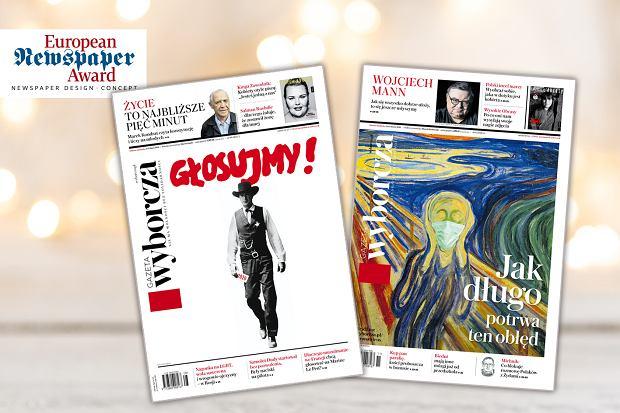 """European Newspaper Awards: """"Gazeta Wyborcza"""" z 14 nagrodami!"""