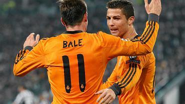 Gareth Bale i Cristiano Ronaldo
