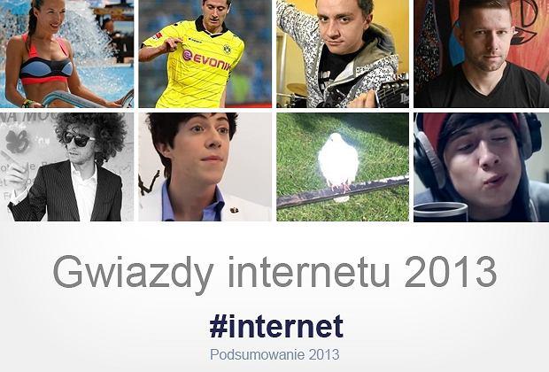 Gwiazdy internetu 2013 [PODSUMOWANIE ROKU]