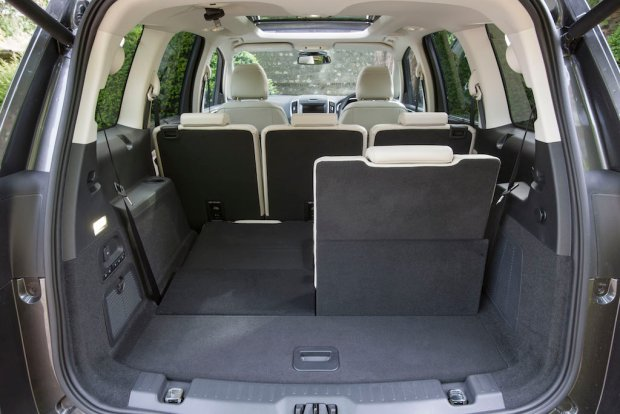 Ford Galaxy 2.0 TDCi Titanium X