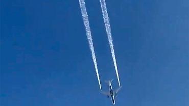 USA: samolot zrzucił paliwo na plac zabaw