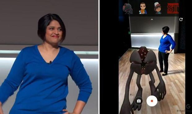Google Pixel 2 i AR