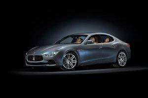 Salon Paryż 2014 | Maserati Ghibli Ermenegildo Zegna Edition Concept | Pret-a-porter