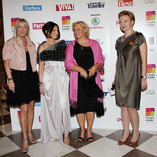 Mariola Bojarska, Joanna Horodyńska, Joanna Sarapata, Svitlana Kurinna