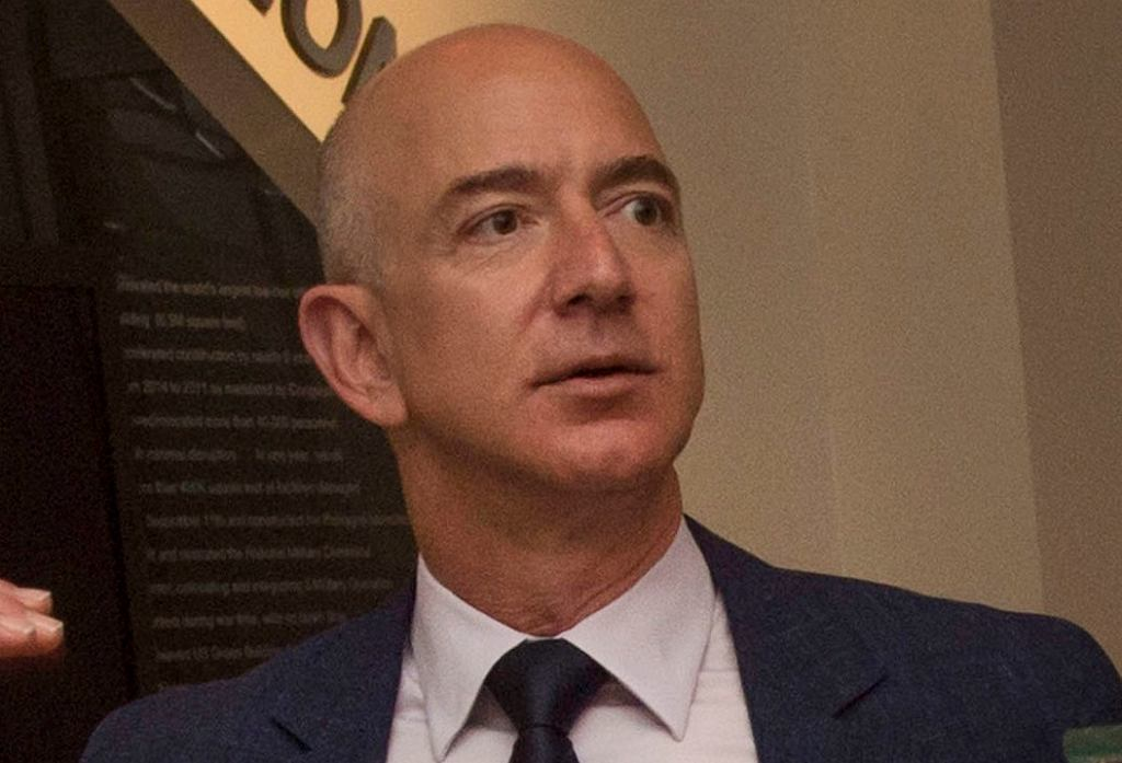 Jeff Bezos, szef Amazona