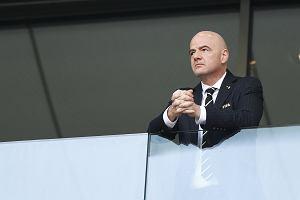 Mundial 2022. Infantino zapowiada więcej zmian. 48 drużyn już w Katarze? Wkrótce rozmowy