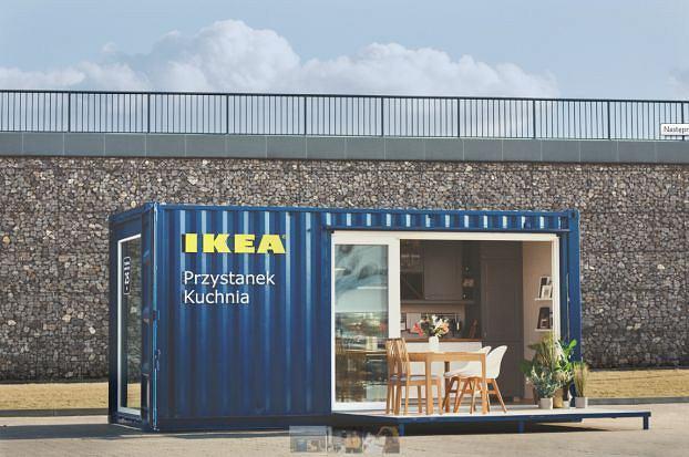 Przystanek Kuchnia Czyli Ikea Rusza W Region