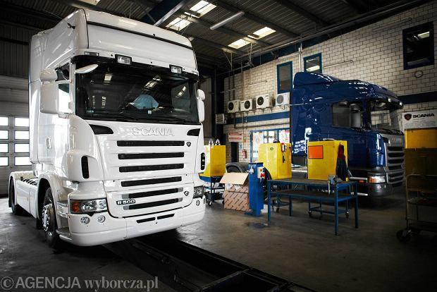 Scania zapłaci 880 mln euro kary za udział w spisku producentów ciężarówek
