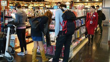 Księgarnia w Hongkongu