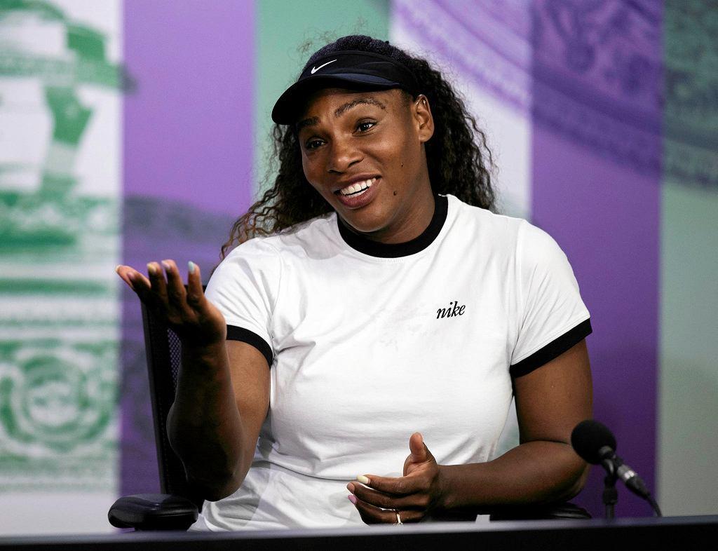 Wimbledon 2018. Serena Williams