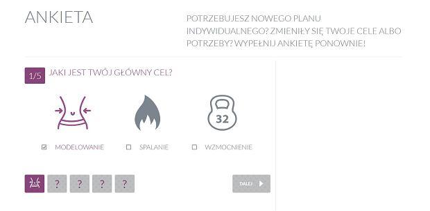 Portal Ewy Chodakowskiej