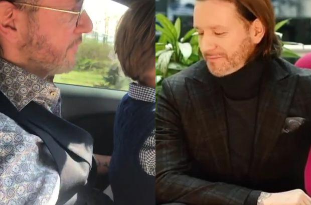 """Małgorzata Rozenek i Radosław Majdan spędzają święta wielkanocne u rodziców """"Perfekcyjnej"""". W ich mediach społecznościowych regularnie pojawiają się nowe zdjęcia i filmiki. Jeden z nich oburzył fanów."""