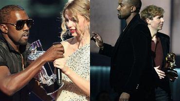 Talor Swift, Beck i Kanye West