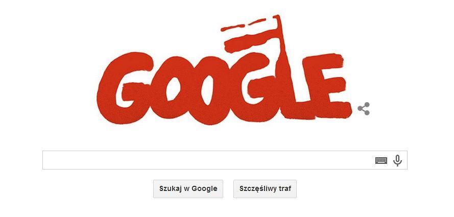 Pierwsze wolne wybory w Polsce - Google Doodle