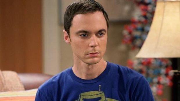 Jim Parsons - Sheldon Cooper