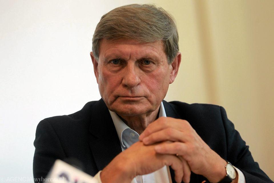 Leszek Balcerowicz (Fot. Przemek Wierzchowski/AG)