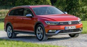 VW Passat Alltrack   Pierwsza jazda   Na każdą drogę