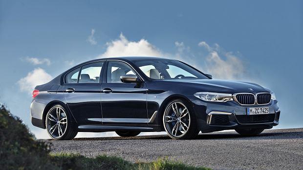 BMW M550i xDrive 2020