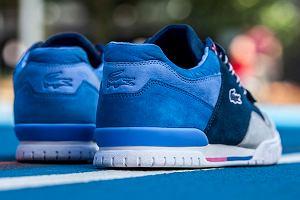 Lacoste - wygodne sneakersy w najmodniejszych kolorach sezonu